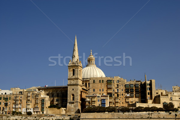 Stock photo: Valleta