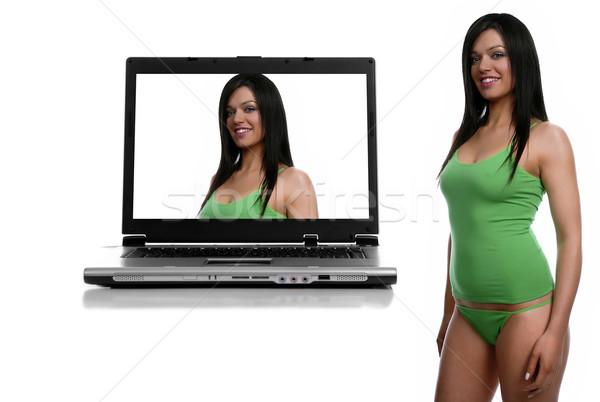 laptop Stock photo © zittto