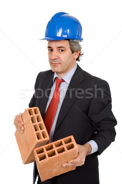 bricks Stock photo © zittto