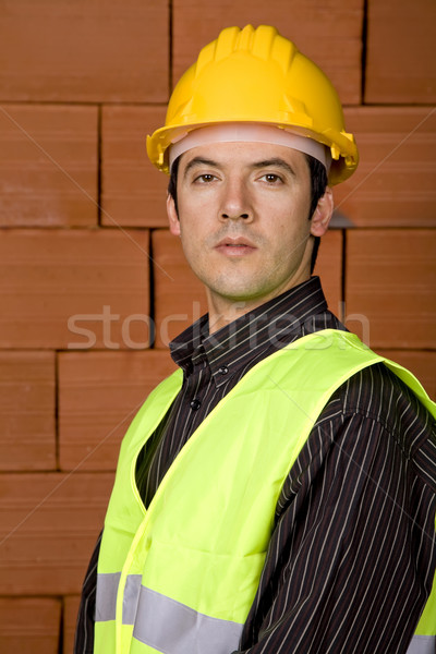 engineer Stock photo © zittto