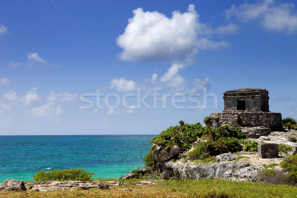 Tulum Stock photo © zittto