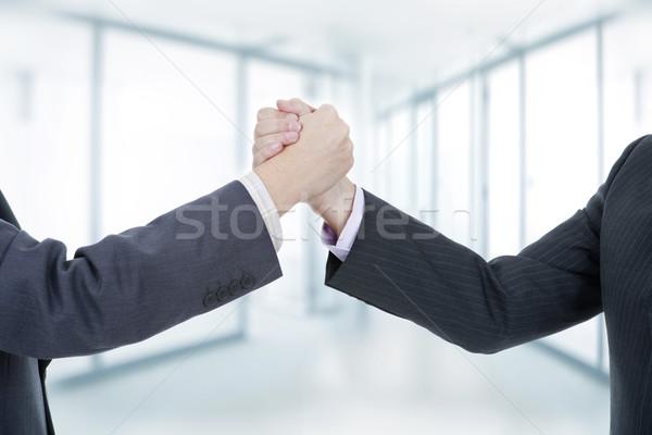 handshake Stock photo © zittto