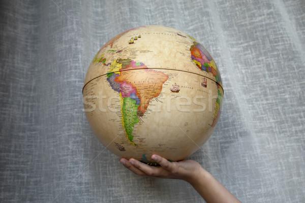 globe Stock photo © zittto