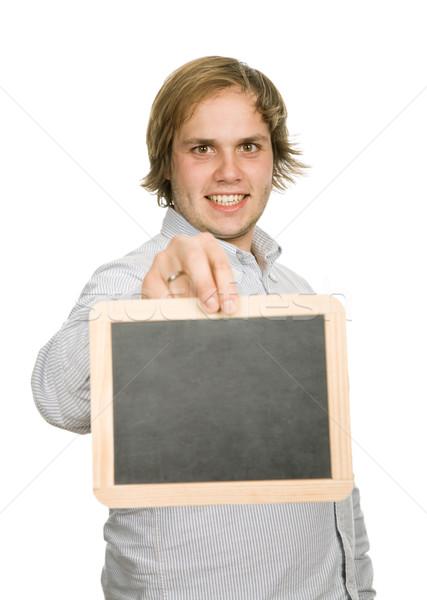 blackboard Stock photo © zittto