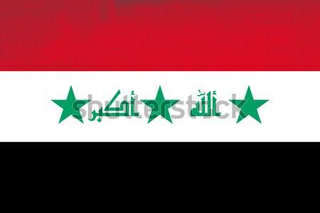 iraq Stock photo © zittto