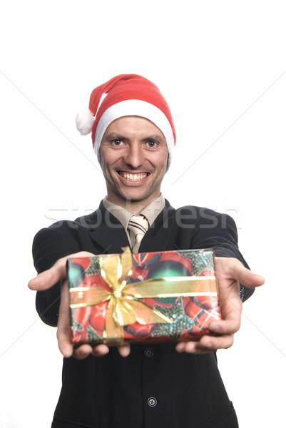 gift Stock photo © zittto