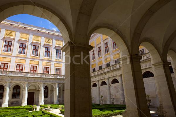 Stock photo: Palace