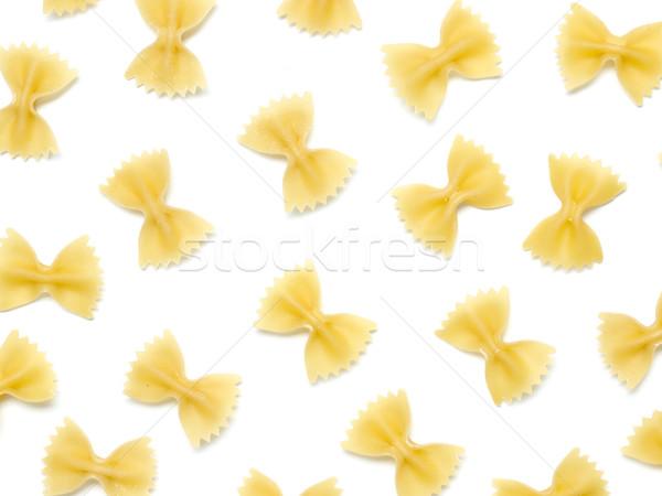 farfalle pasta noodle Stock photo © zkruger