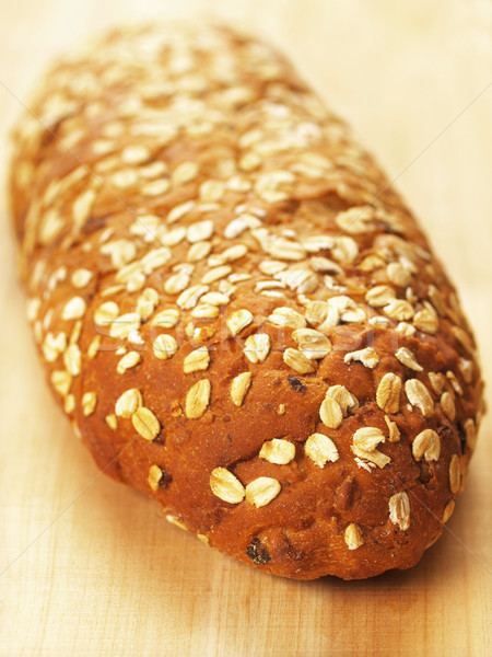 Chleba bochenek kolor świeże posiłek Zdjęcia stock © zkruger