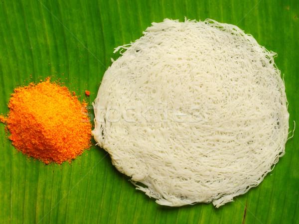 indian putu mayam Stock photo © zkruger
