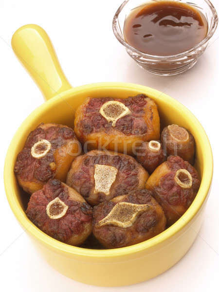 oxtail Stock photo © zkruger
