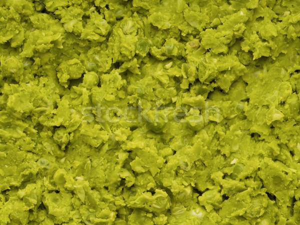 英國的 豌豆 食品 關閉 背景 綠色 商業照片 © zkruger