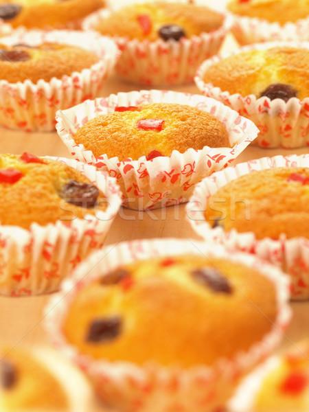 ケーキ 色 デザート マクロ ストックフォト © zkruger