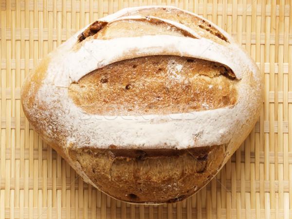 Pão pão café da manhã saudável ninguém Foto stock © zkruger