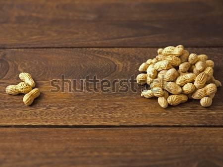 Menos mais pobre horizontal comparação Foto stock © zkruger