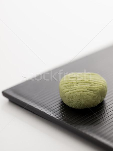 Wasabi Japon gıda yeşil renk Stok fotoğraf © zkruger