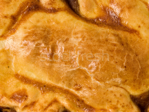 rustic meat pie crust texture background Stock photo © zkruger