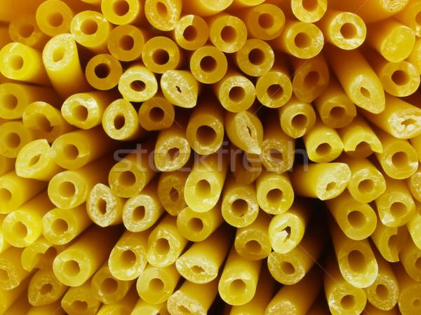 bucatini spaghetti noodles Stock photo © zkruger