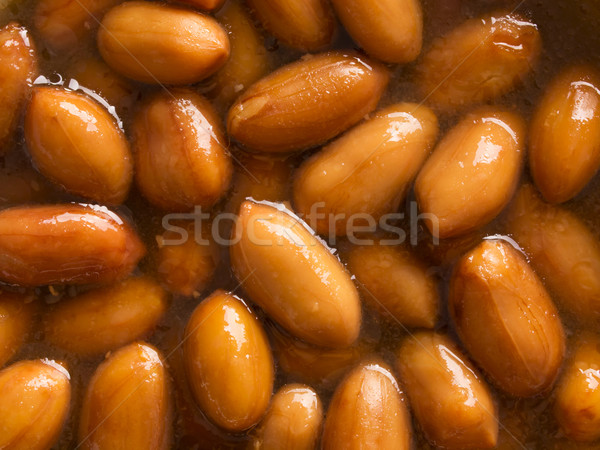 braised peanuts Stock photo © zkruger