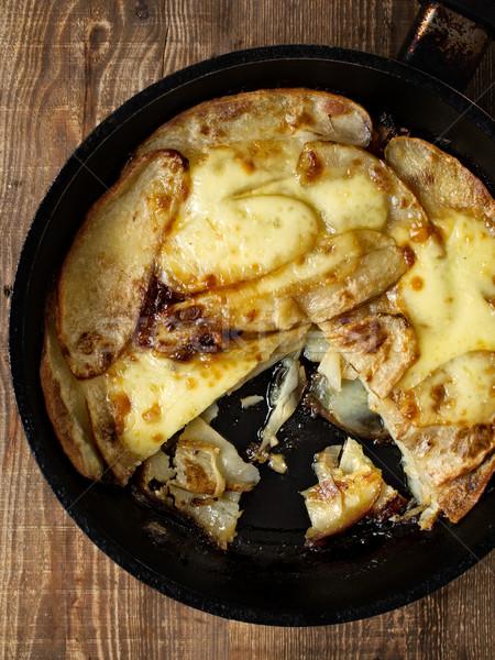 Tradicional Inglés pub comodidad alimentos pan Foto stock © zkruger