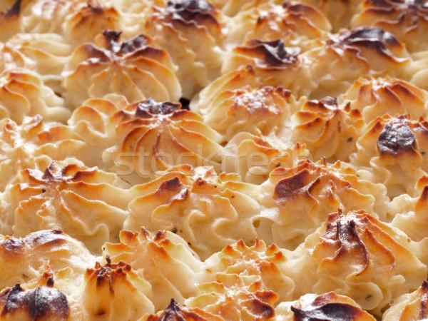 shepherd pie potato crust Stock photo © zkruger