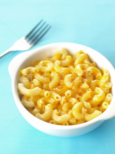 macaroni and cheese Stock photo © zkruger