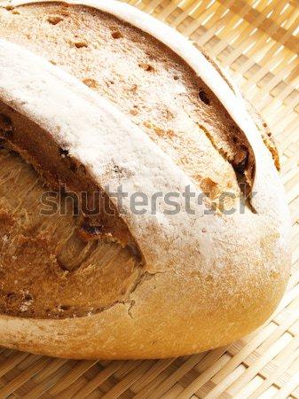Stockfoto: Brood · brood · kleur · ontbijt · gezonde