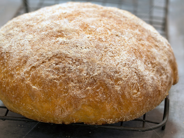 rustic artisan bread Stock photo © zkruger