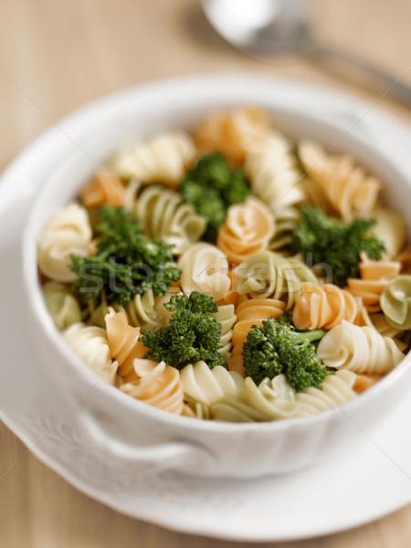 fusilli pasta salad Stock photo © zkruger