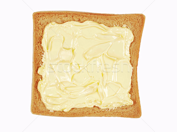 buttered bread Stock photo © zkruger