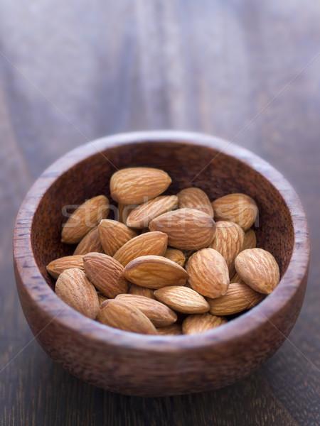 almonds Stock photo © zkruger