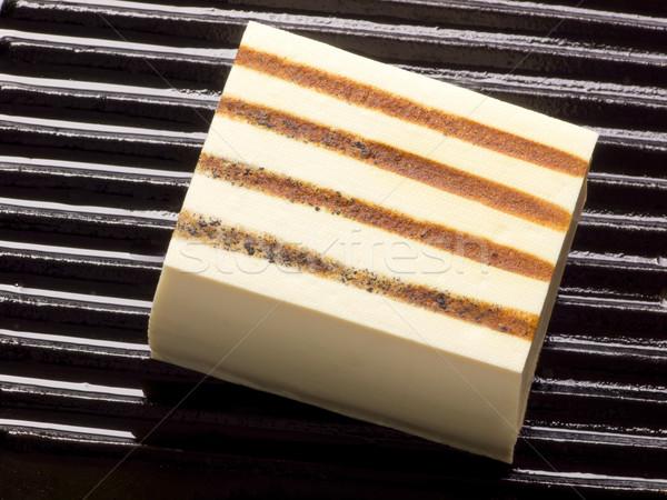 grilled tofu Stock photo © zkruger