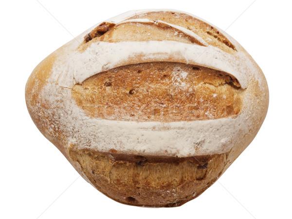 Stockfoto: Brood · brood · achtergrond · kleur · ontbijt
