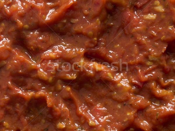tomato sauce Stock photo © zkruger