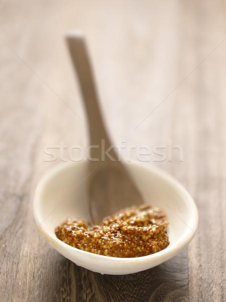 multigrain mustard Stock photo © zkruger
