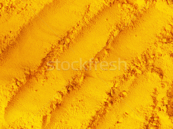 turmeric powder Stock photo © zkruger