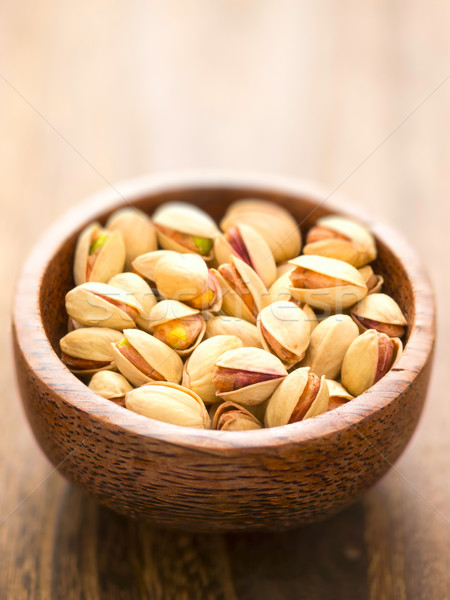 pistachio nuts Stock photo © zkruger