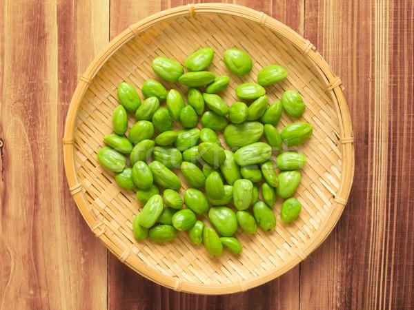 petai beans Stock photo © zkruger