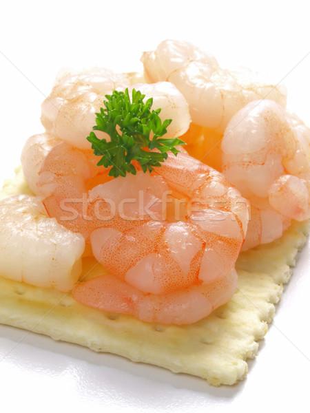 shrimp cracker Stock photo © zkruger