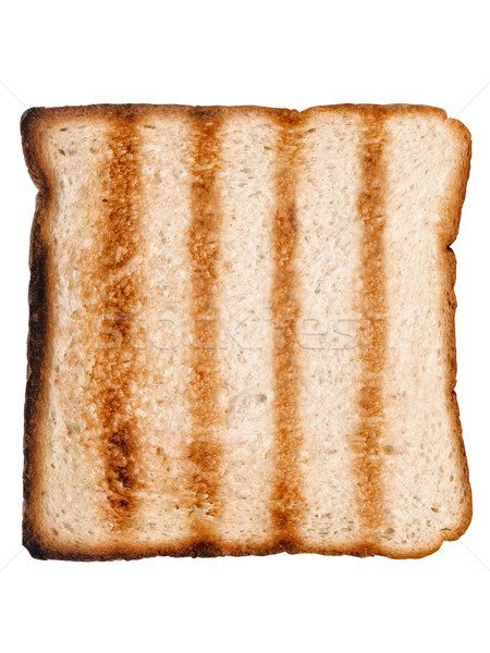 slice of toast bread Stock photo © zkruger