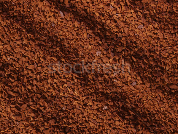 coffee granules Stock photo © zkruger