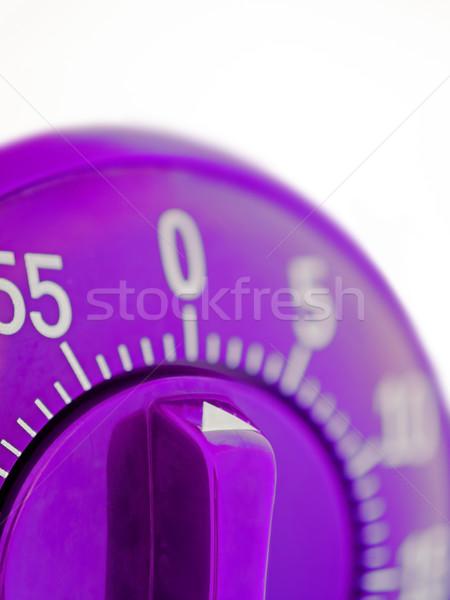 cooking timer Stock photo © zkruger