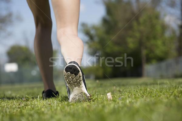 Fitness concept.  Stock photo © zolnierek