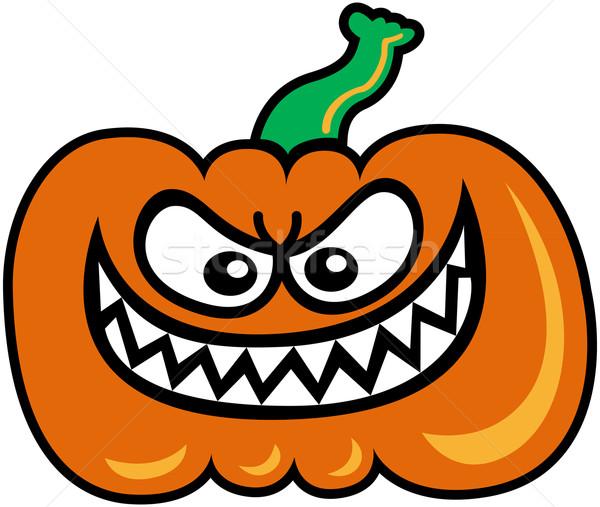 Lol laranja abóbora Foto stock © zooco