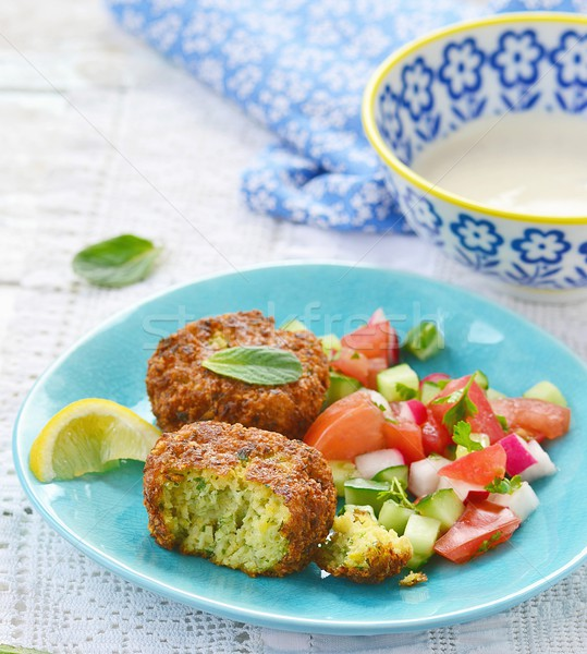 falafel Stock photo © zoryanchik