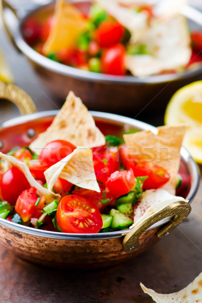 fattoush Stock photo © zoryanchik