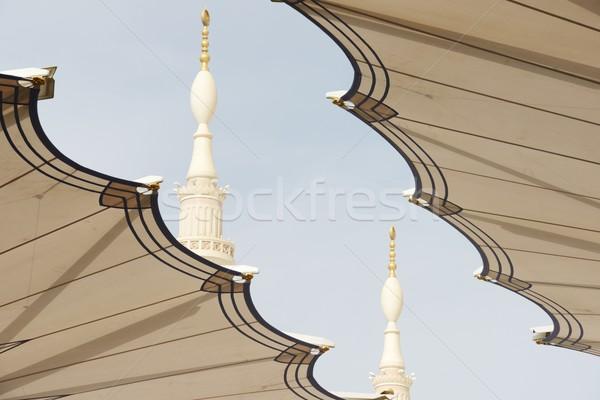Mosquée lieu élevé résolution Photo stock © zurijeta