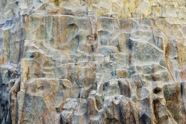 Stone or rock background Stock photo © zurijeta