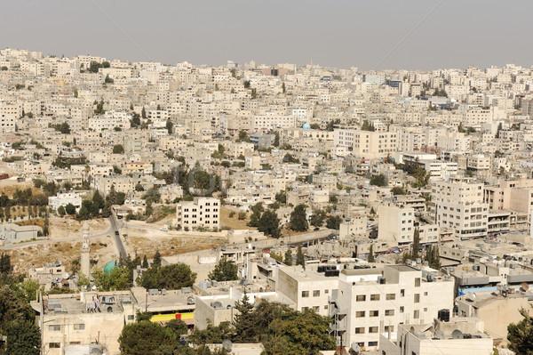 シリア 建物 市 通り 戦争 都市 ストックフォト © zurijeta