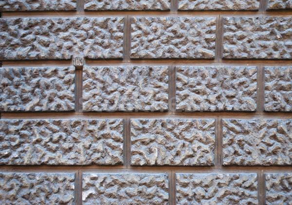 Brick wall pattern, old look, great for design Stock photo © zurijeta
